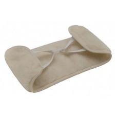 100% Merino Wool Back Belt / Warming Belts , Kidney Warmer