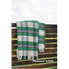 Merino Wool Blanket double size 160/200cm