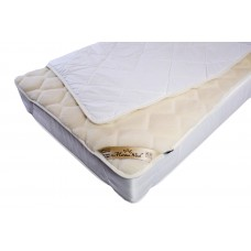 Luxury Merino Wool Cashmere CARO Wool Underblanket Mattress Topper Pad