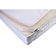 Natural Merino Wool Standard Wool Topper Underblanket Mattress Topper Bed Pad All Sizes