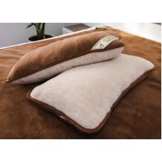 Natural  Merino Wool Standard Pillow Camel  (1pcs) 45/75cm
