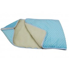 BLUE BABY SWADDLE , SLEEPING BAG SNUGGLE WRAP , Sleepsacks