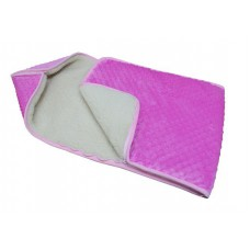 PINK BABY SWADDLE , SLEEPING BAG SNUGGLE WRAP , Sleepsacks